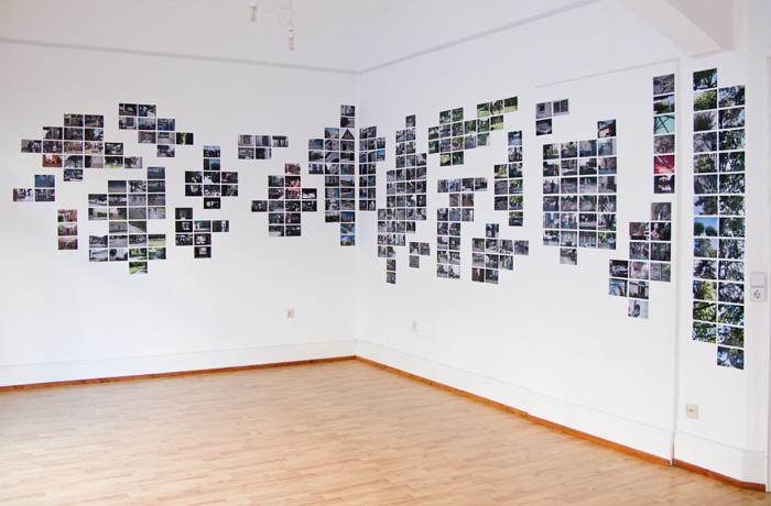 Vorauswahl der Bilder für die Slideshow