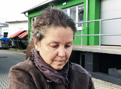 Frau (Steffi Bittner)